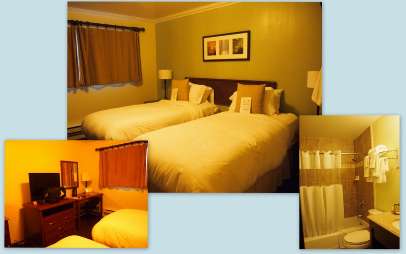 hotel Mammoth Creek Inn en Mammoth Lakes - collage