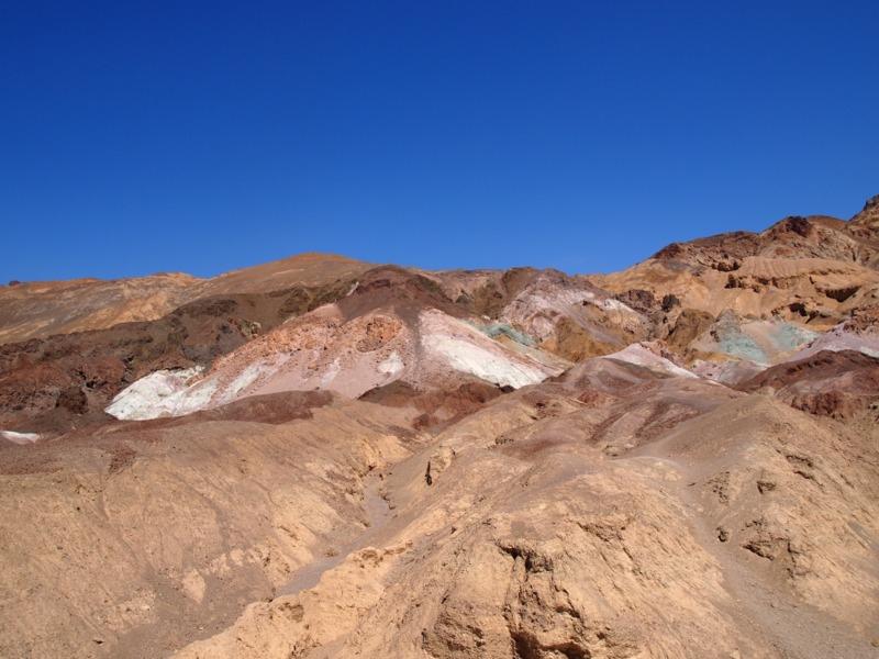 Artist's Pallette en Death Valley