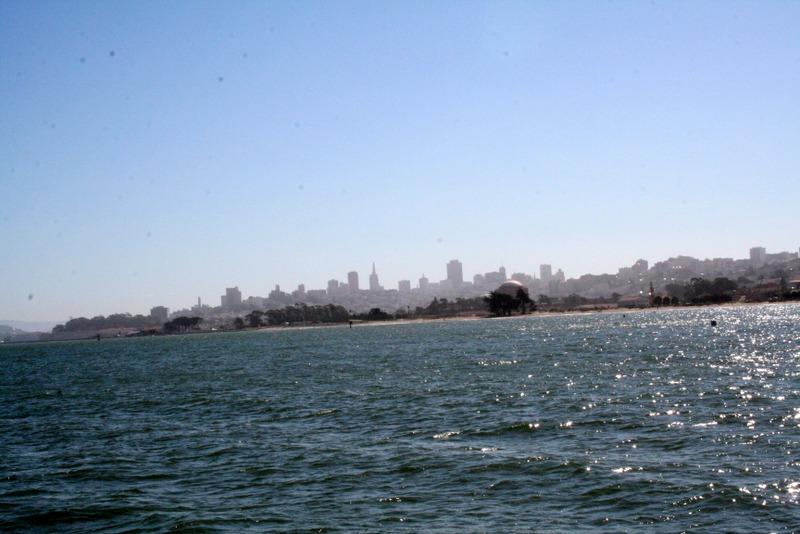 vista de San Francisco desde Presidio 1