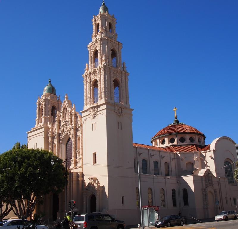 Mission Dolores en San Francisco
