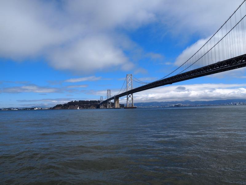 puente Oakland Bay en San Francisco