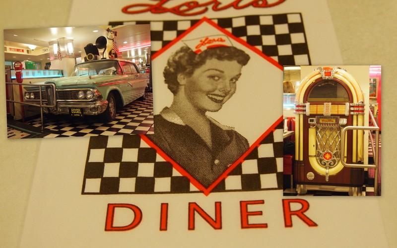 restaurante Lori's Diner en San Francisco