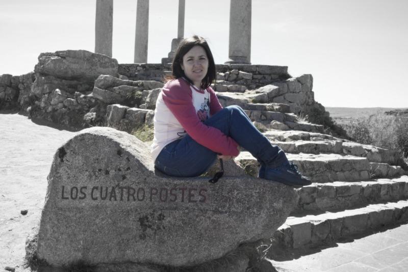 Lidia en Los Cuatro Postes de Ávila