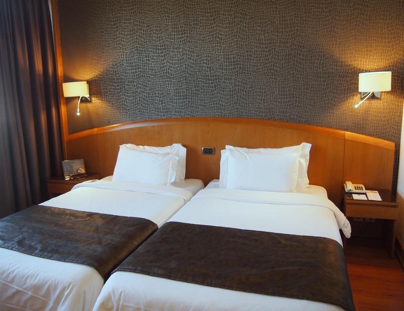 habitación hotel Fenix Lisboa 1