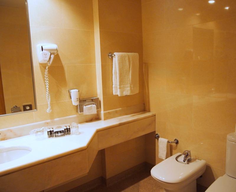 habitación hotel Fenix Lisboa 2
