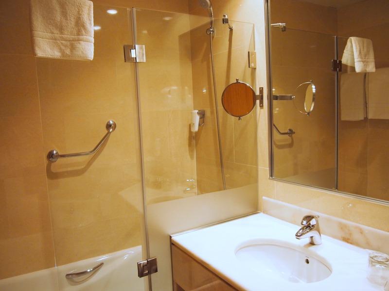 habitación hotel Fenix Lisboa 3