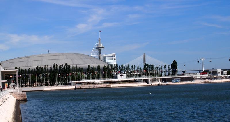Parque de las Naciones en Lisboa 1