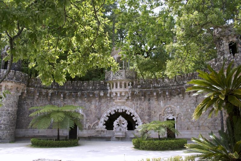 Quinta da Regaleira en Sintra 3