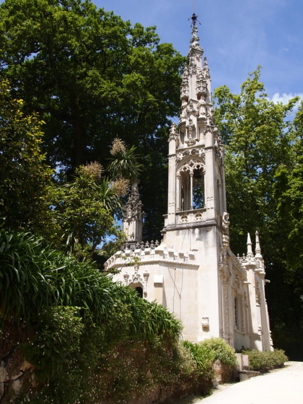 Quinta da Regaleira en Sintra 2