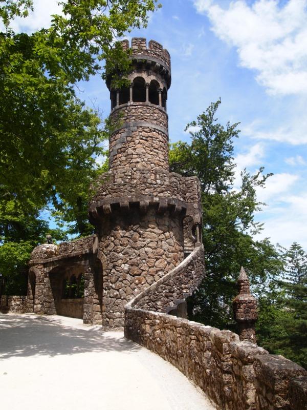 Quinta da Regaleira en Sintra 4