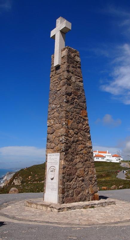 coordenadas del Cabo da Roca en Portugal