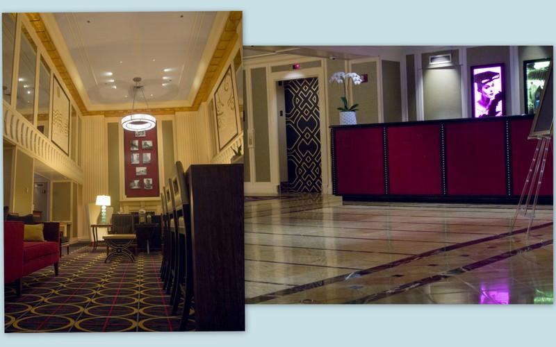 Hotel Monaco Chicago - lobby