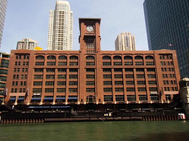Britannica Building en Chicago