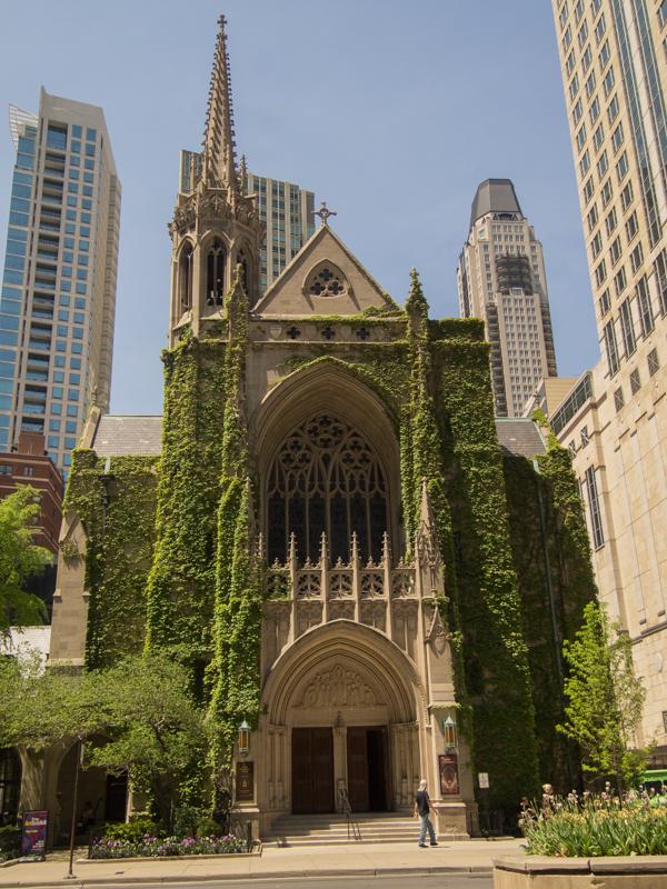 Fourth Presbyterian Church de Chicago
