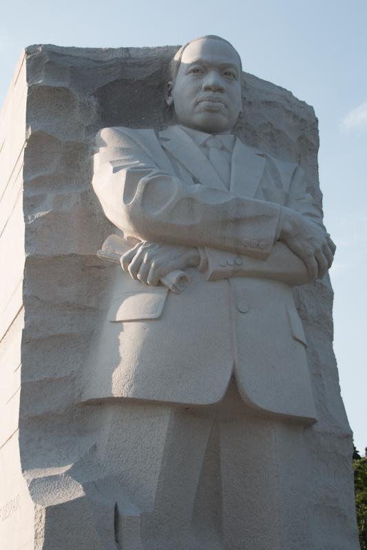 Memorial de Martin Luther King en Washington DC