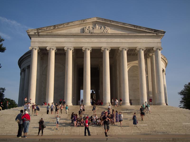 Memorial de Thomas Jefferson en Washington DC