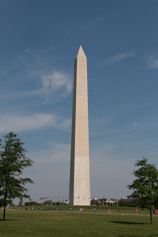 Monumento a Washington u Obelisco en Washington DC