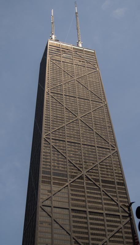 John Hancock Tower de Chicago
