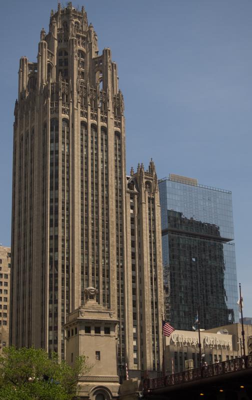 Tribune Tower de Chicago