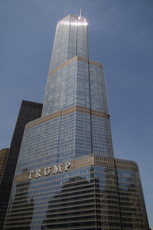 Trump Tower de Chicago
