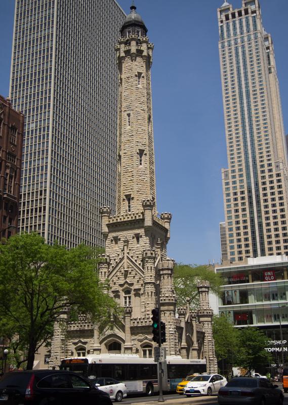 Water Tower de Chicago