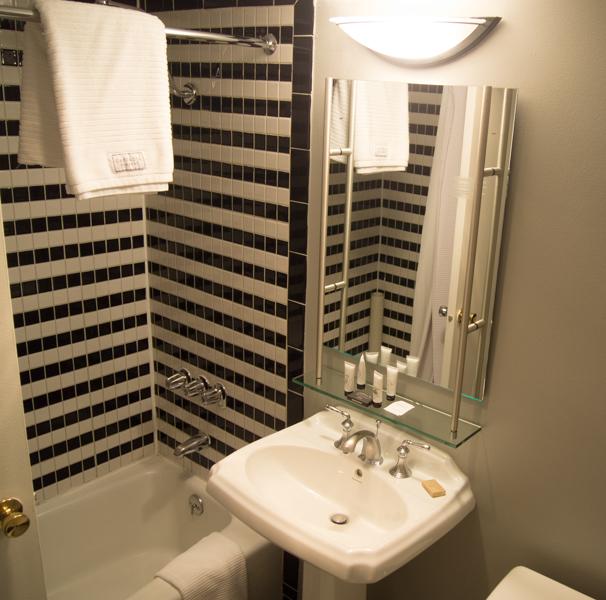 hotel RL Washington Dc by Red Lion - baño