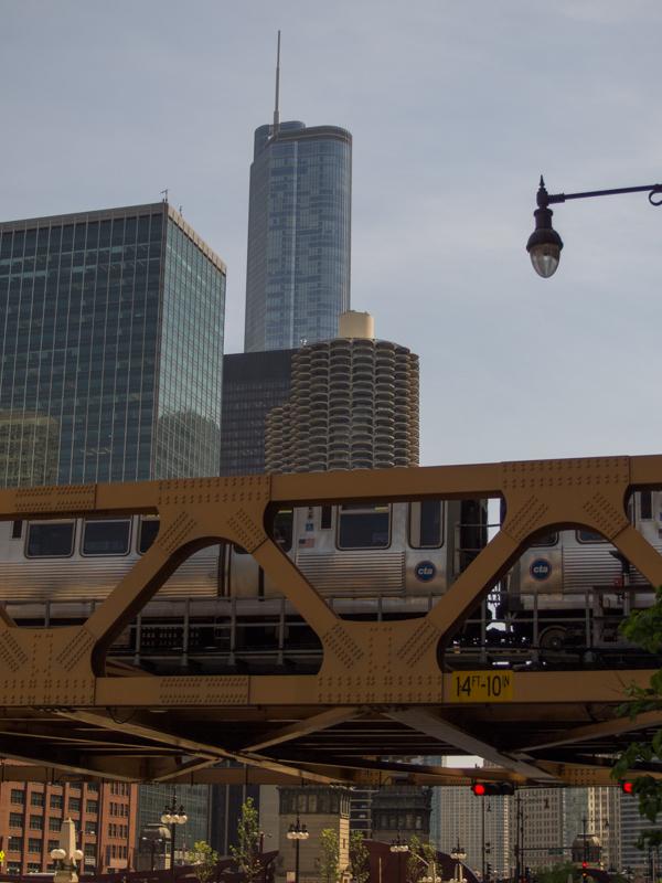 tren elevado de Chicago 2