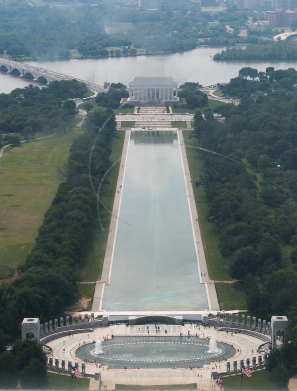 vistas de Washington DC desde el Obelisco 4