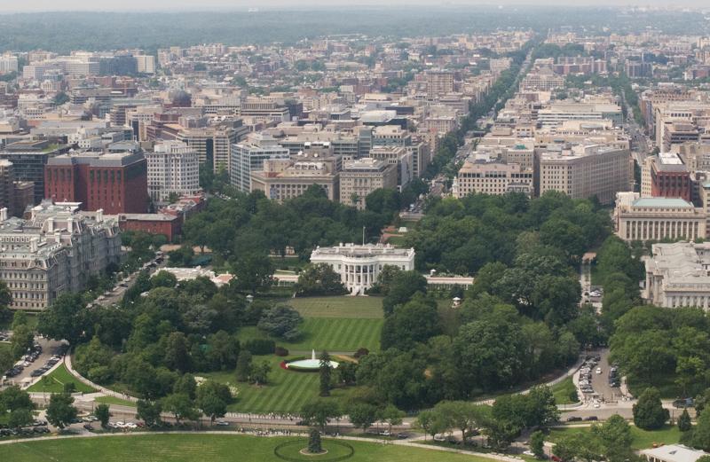vistas desde el Monumento a Washington 2