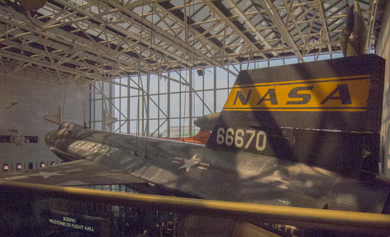 aviones en el Smithsonian Air & Space Museum de Washington DC 4
