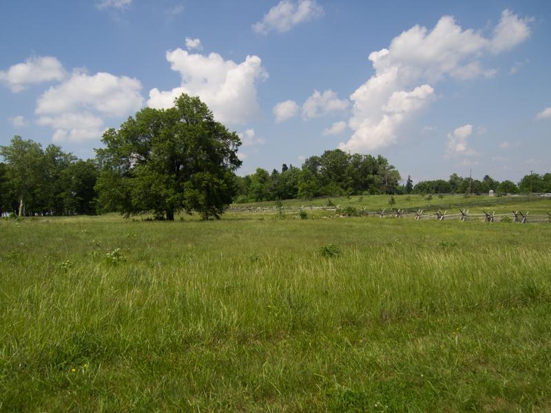 Parque Militar Nacional de Gettysburg Pensilvania