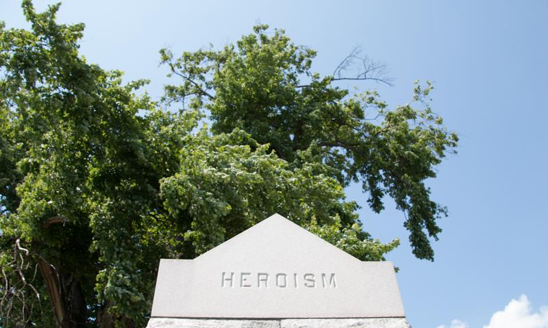 memorial en el campo de batalla de Gettysburg 2