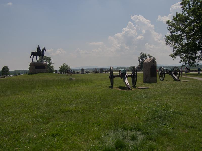 memorial en el campo de batalla de Gettysburg 3