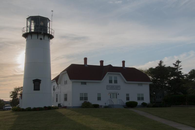 faro Chatham Light en Cape Cod Massachussets