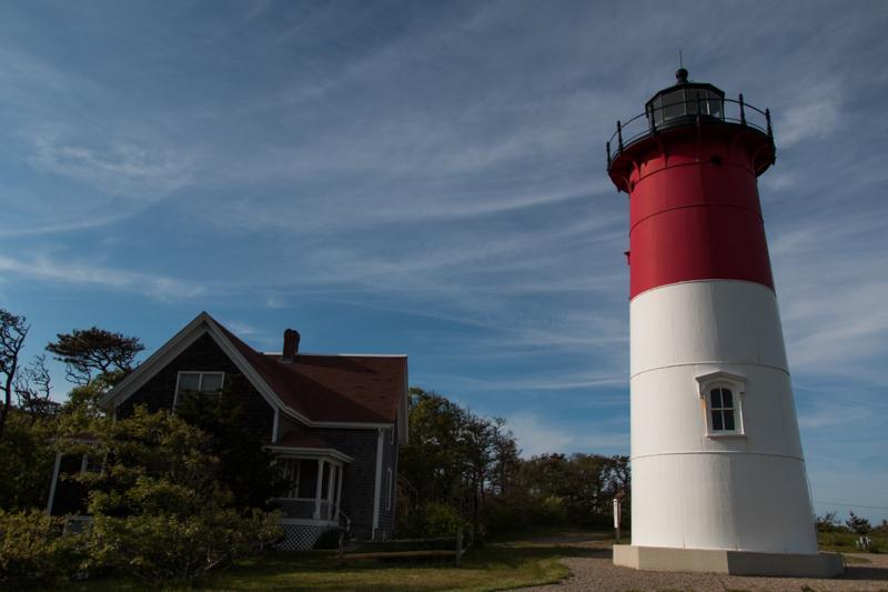 faro Nauset Light en Cape Cod Massachussets