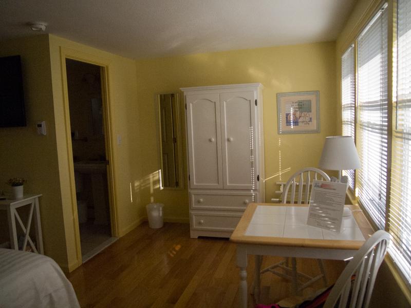 habitación del hotel The Escape Inn en Cape Cod 2