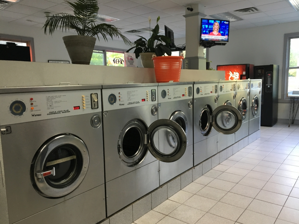 lavandería en Cape Cod Massachussets - lavadoras