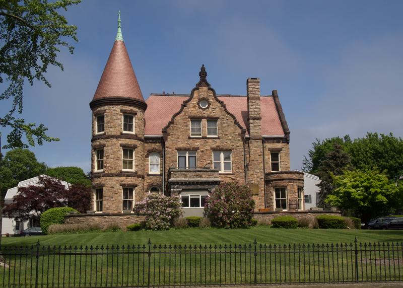mansion de Bellevue Avenue en Newport Rhode Island 2