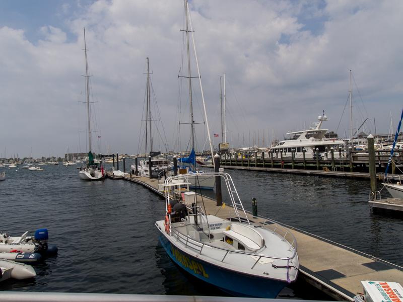 puerto de Newport en el estado de Rhode Island 1