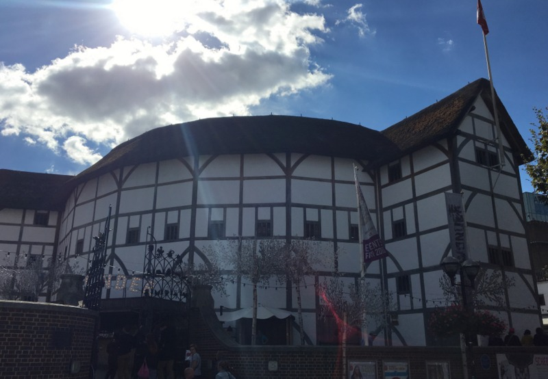 teatro de Shakespeare The Globe