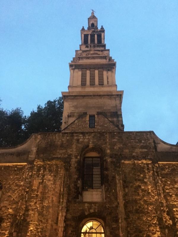 Christchurch Greyfriars Church de Londres