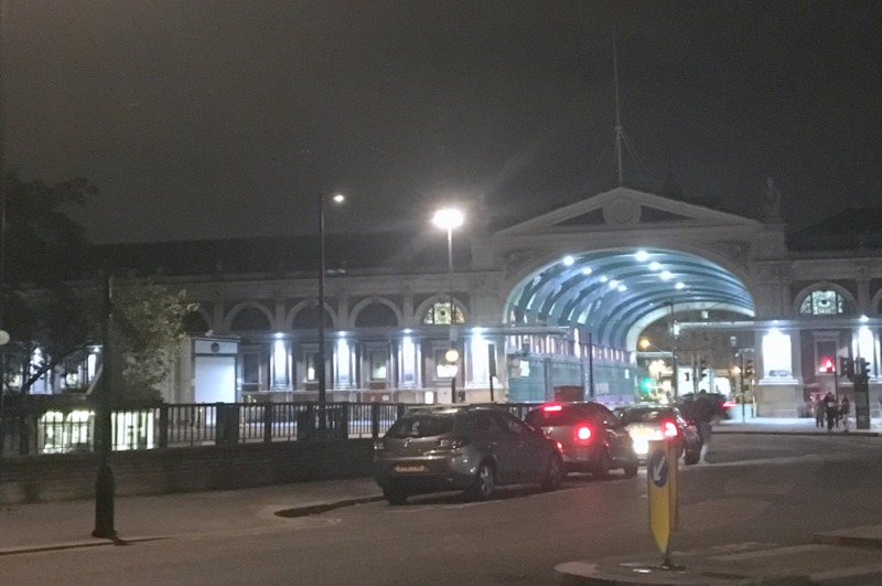 mercado de Smithfield de Londres