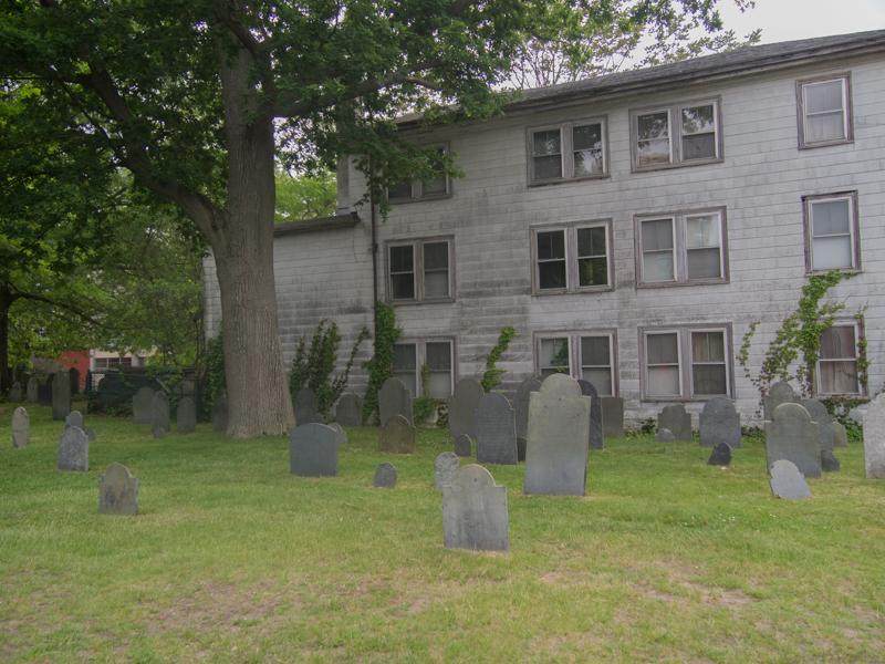 cementerio en Salem