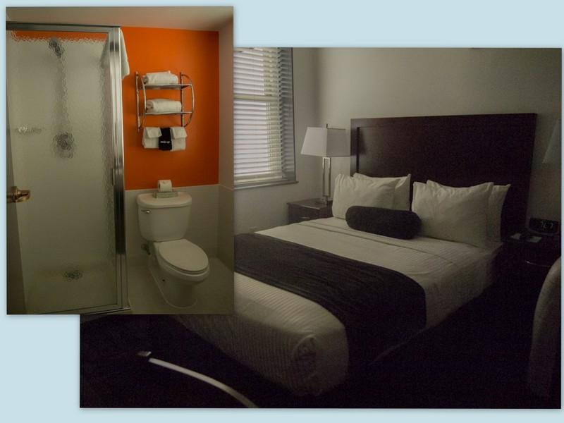 habitación del hotel 140 en Boston