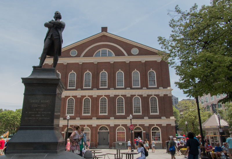 Faneuil Hall de Boston