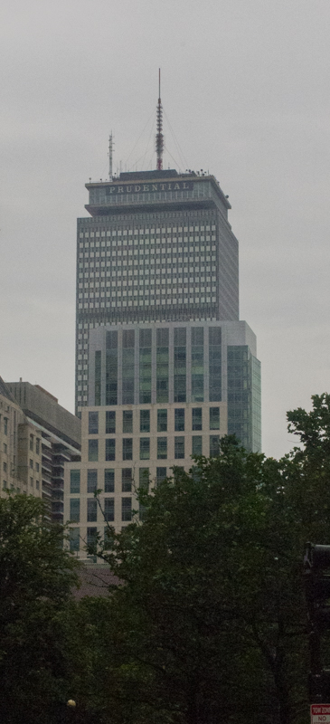 Prudential Building de Boston