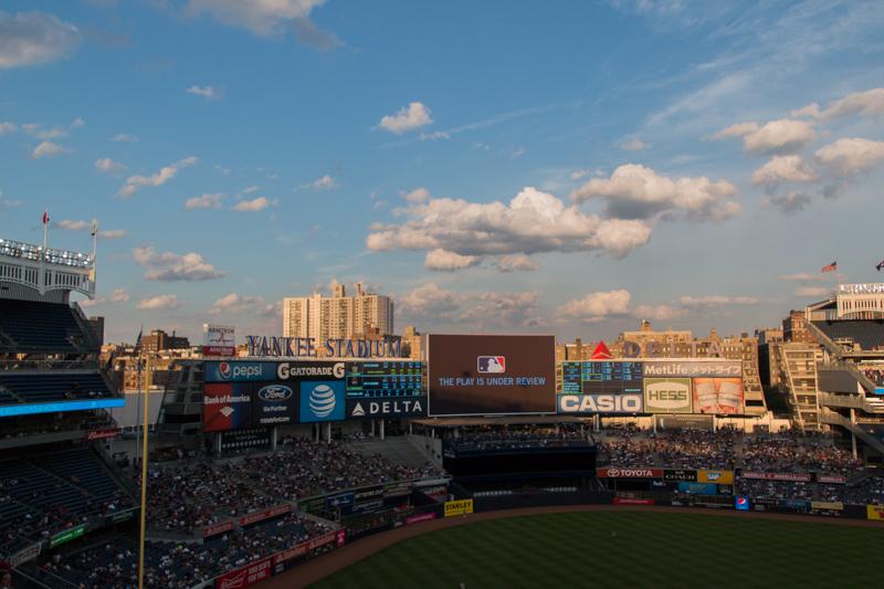 estado de los Yankees en Nueva York