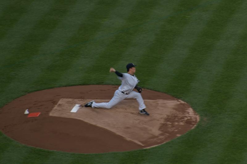partido de baseball de los Yankees en Nueva York 2