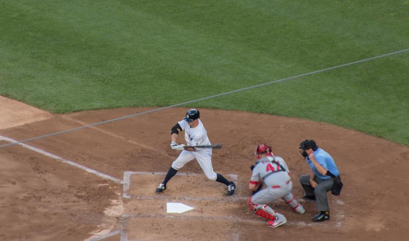 partido de baseball de los Yankees en Nueva York 4