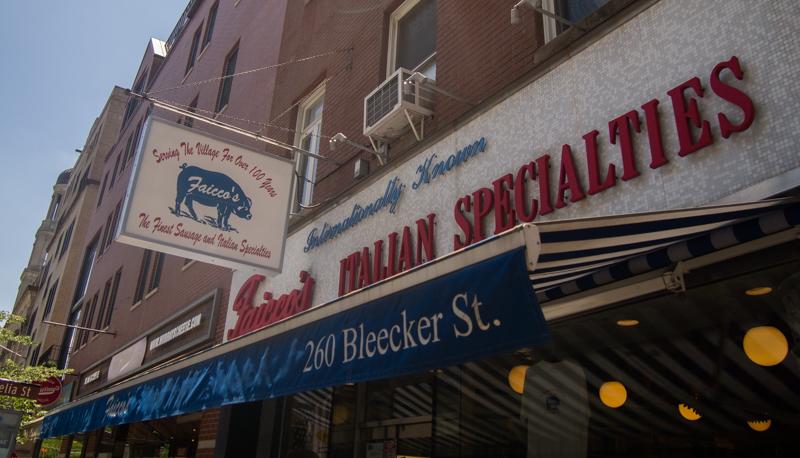 restaurante Faicco's en Nueva York